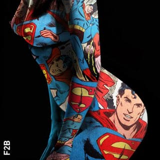 F2B - Comixs Superman 60X60CM