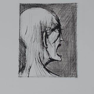 BUFFET Bernard - L'enfer de Dante - Dante ricanant