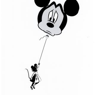 BOYLE Chris - Inflatable Series Mickey