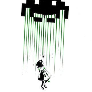 BOYLE Chris - Inflatable Series UFO