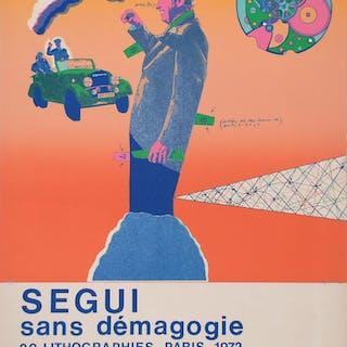 SEGUI Antonio - Sans démagogie