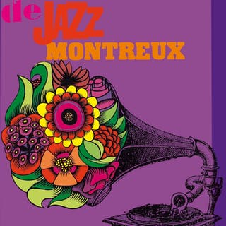MONTREUX JAZZ FESTIVAL - Roger Bornand 1968