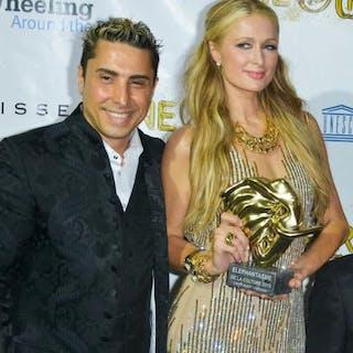 DARGAA Anis - Anis Dargaa & Paris Hilton