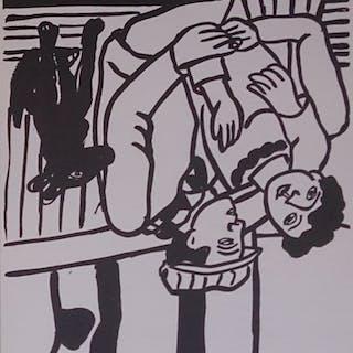LEGER Fernand - Les amoureux