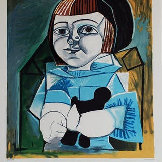 PICASSO Pablo - Collection Marina Picasso