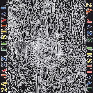 MONTREUX JAZZ FESTIVAL - Bernard Luginbuhl 1990