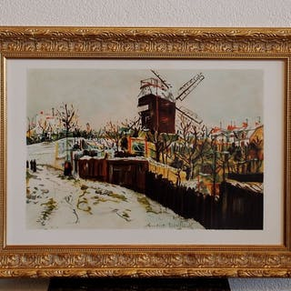 UTRILLO Maurice - Paysage III