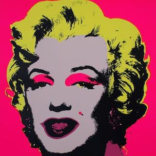 WARHOL Andy - Marilyn