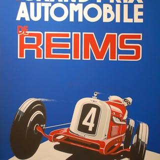 BURLET Philippe - Grand Prix de Reims