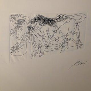 ERNI Hans - Le minotaure d'octobre