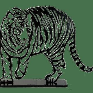 DANU - Tigre noir PM 38cm