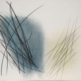 HARTUNG Hans - Pastel P.1957-31