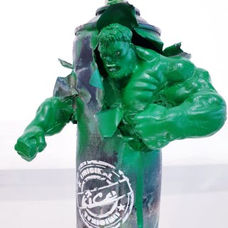 RICE - HULK SPRAY H:19CM