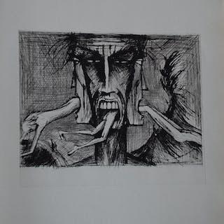 BUFFET Bernard - L'enfer de Dante - Lucifer