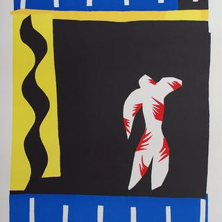 MATISSE Henri - CLOWN