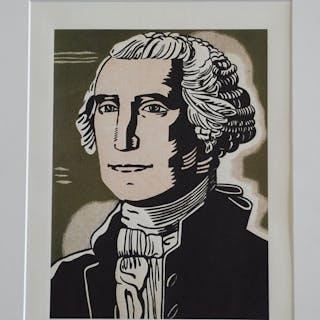 LICHTENSTEIN Roy - Washington