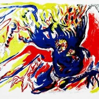 PIGNON Edouard - Combat de coq
