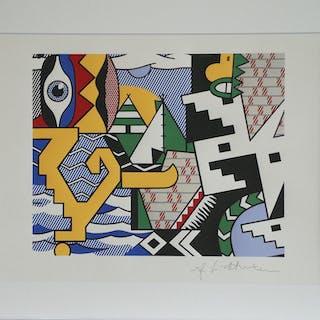 LICHTENSTEIN Roy - L'oeil