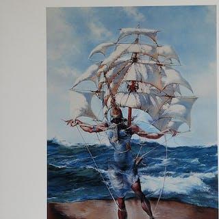 DALI Salvador - Le Navire