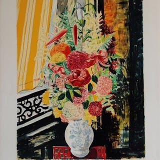 KISLING Moïse - Bouquet de fleurs