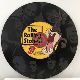 Vinyl - Rolling Stones series - Sympathy for the Devil