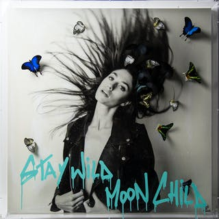 Stay Wild Moon Child, 2017 (PMT030)
