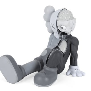 RESTING PLACE (GRAY) - KAWS