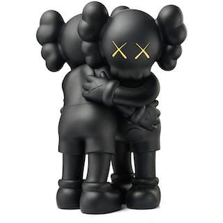 TOGETHER (BLACK) - KAWS