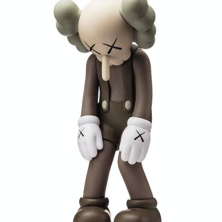 SMALL LIE (OPEN EDITION) BROWN - KAWS