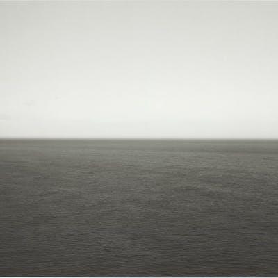 Seascape - Hiroshi Sugimoto