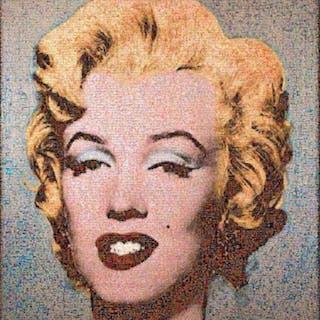 Marilyn - Tribute to Warhol