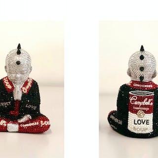 "Punkbuddha ""Recipe for Love IV"" feat. Warhol, 2019 - Small"