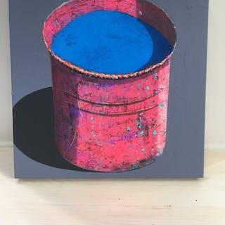 Pot Bleu Clair
