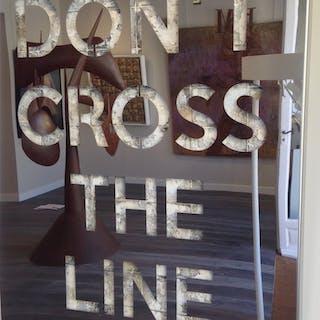 Don't cross the line - Inox