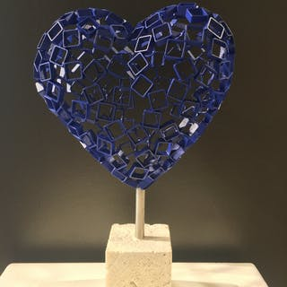 Diamond Love - Blue