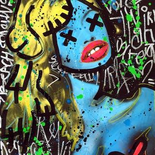 Belle 3 (Art Vandalism)