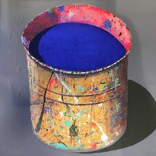 Pot - Bleu Foncé