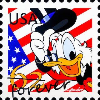 Picsou - USA Flag