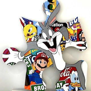 Puzzle - BUGS dans tous ses états