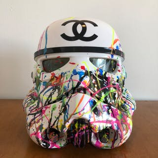 Stormtrooper Chanel Addict Special Edition Miami, 2018