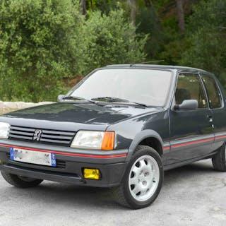 Peugeot 205 GTI 1.9 130 - 1987 *Sans Réserve
