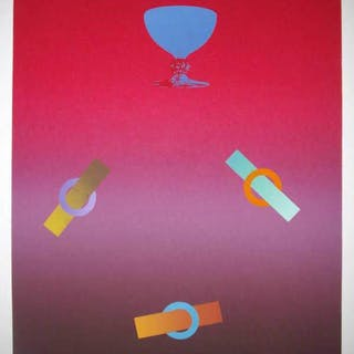 """Diane Williams: """"Diner for Chariot"""" 65/140 (1980)"""