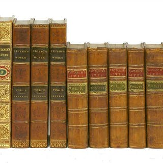 1- The Works of Tacitus With Political Discourses Upon That Author