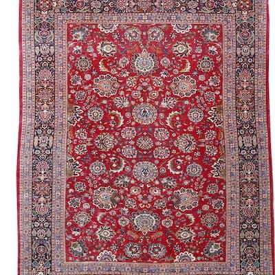 A Mashed carpet