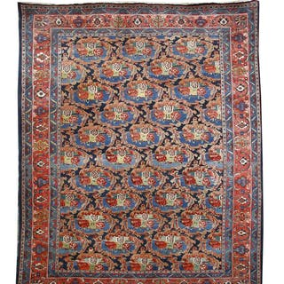 A Persian Bidjar carpet