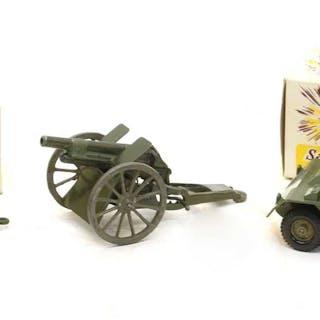 A Crescent toys 1263 Saladin Armoured car