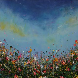 Summer Wild Meadow - Lee Herring