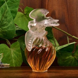 Lalique Crystal Nina Ricci L'Air du Temps Perfume Bottle