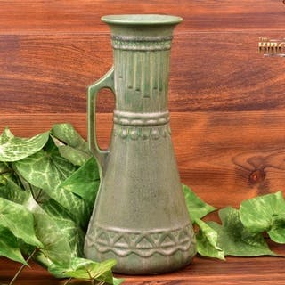 Roseville Pottery 1905-07 Rozane Egypto Tankard E36