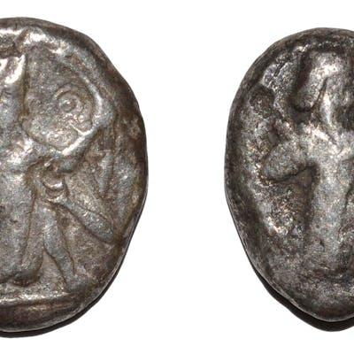 Ancient Greek Coins - Lydia - Persian Kings - Siglos [2]